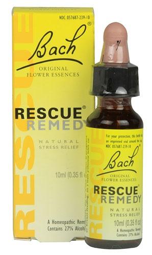 Bach Flower Essences Rescue Remedy Spray, 20 ml